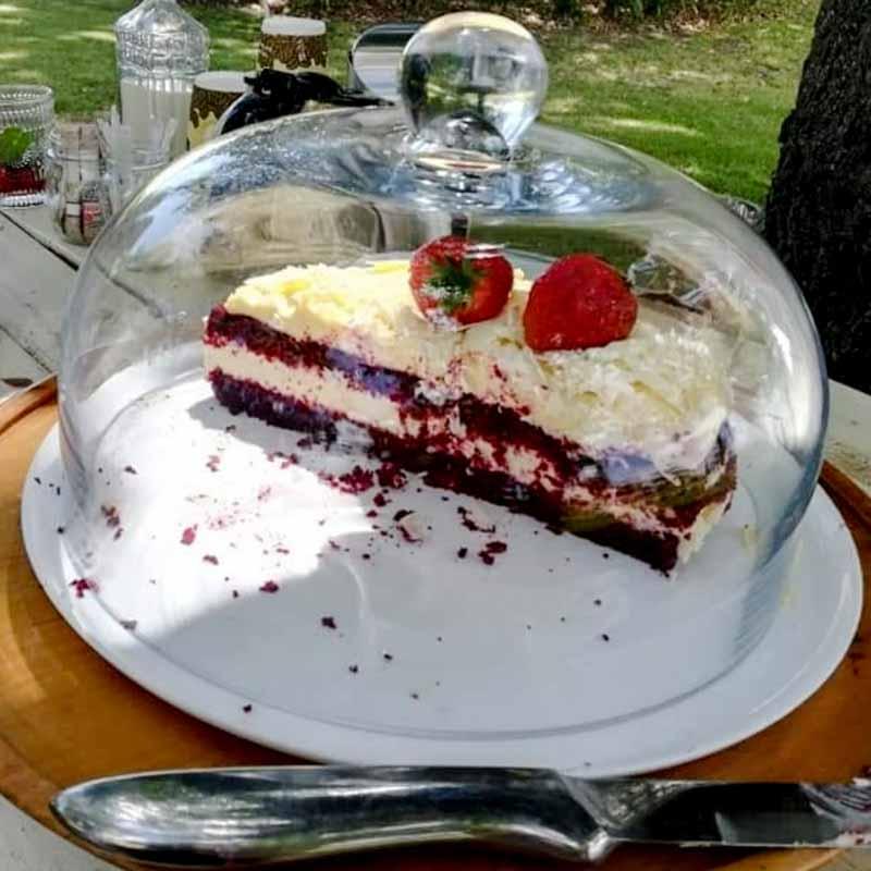 Cake Plates & Platters