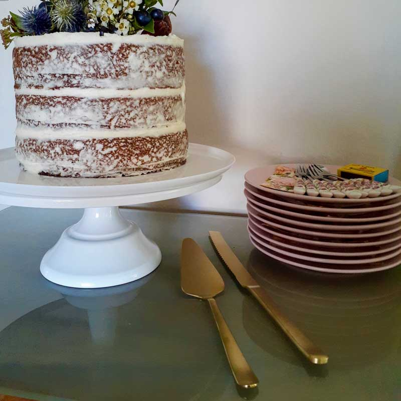 Cake Lifters & Cutlery