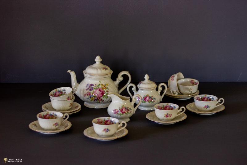 Tea Set Combo's
